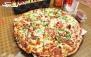 خانه پیتزا با منوی باز پیتزا، پاستا، لازانیا