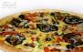 پیتزا فیدوس با منو باز فست فودی