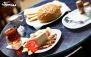 کافه سپیدگاه با منوی صبحانه های سالم و مقوی