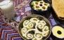 سفره خانه سنتی عمارت یزدان با پرطرفدارترین غذای ایرانی آش رشته