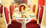 رستوران دهکده با پکیج غذاهای ایرانی