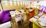 رستوران کره ای بن سای با منوی انواع غذاهای کره ای