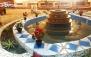 غذا ترکمنی گونش با آبگوشت مخصوص ترکمنی