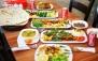 رستوران گلستانه با منوی باز غذاهای خوش طعم ایرانی