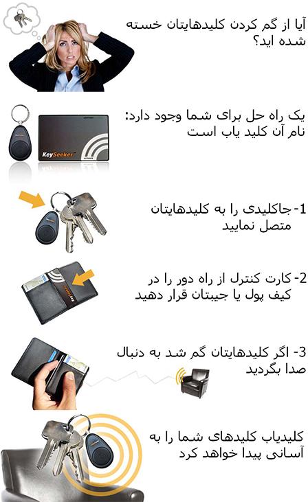 کلید یاب KeySeeker