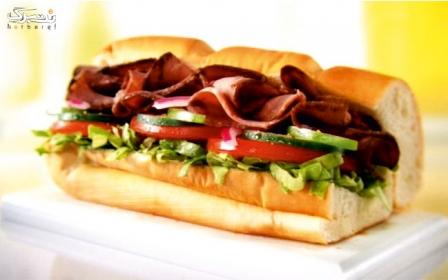 ساندویچ فکتوری شعبه سیدخندان