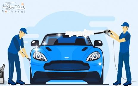 پکیج 1: روشویی+نظافت خودروهای تیپ 1 (پراید و...)
