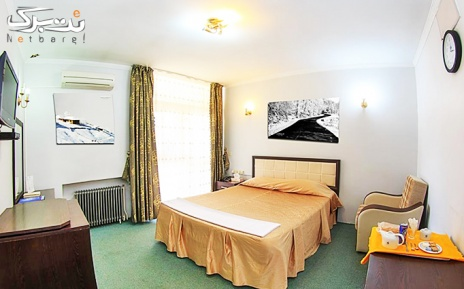 پکیج 1: اتاق دو تخته دوبل شعبه خوی هتل ایرانگردی