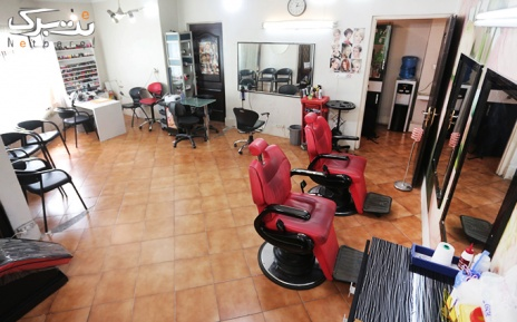 براشینگ مو در سالن رزا