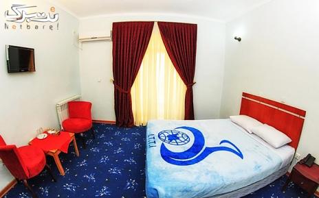 پکیج 1: اتاق دو تخته معمولی در هتل مرند