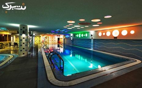 استفاده مجموعه ورزشی هتل اسپیناس