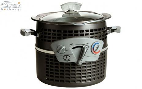 آشپز هوشمند تمام مکانیکی پاتیلان