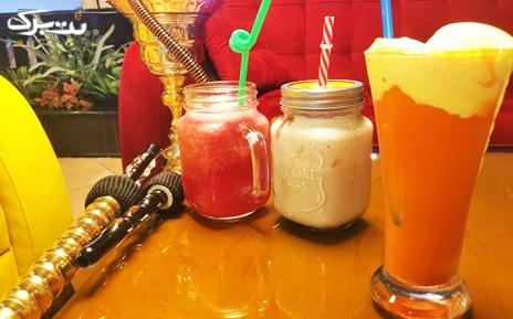 آب هندوانه یا آب طالبی در سرای سنتی چیاکو