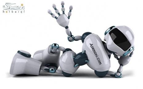 آموزش رباتیک ویژه کودکان در مجتمع فنی تهران پایتخت