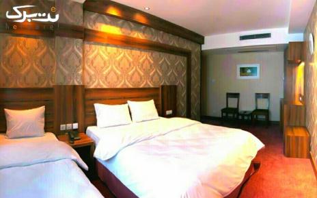 پیکج دو : اقامت فولبرد ( اربعین حسینی ) هتل کارن