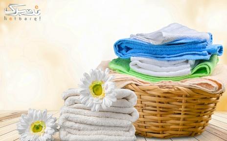 پکیج 2: شستشوی پتو یک نفره خشکشویی ممتاز رویال