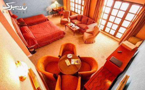 اقامت در هتل توچال (اتاق دو تخته شنبه تا سه شنبه)