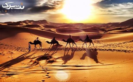 تور 2.5 روزه کویر مصر با دور و نزدیک با اتوبوس VIP