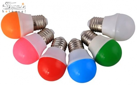 لامپ چراغ خواب ال ای دی ۳ وات