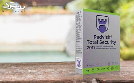 آنتی ویروس پادویش نسخه اندروید (سه ساله)