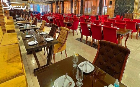 سینی کباب تبریزی در کافه رستوران ژابیز لانژ