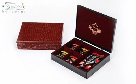 پکیج 2: جعبه چای مدل T115  فروشگاه باکسی شو