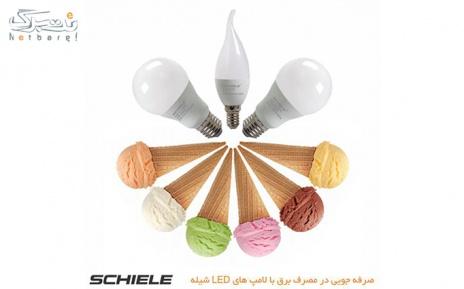 پکیج4: لامپ LED حبابی مهتابی 15 وات شیله از سیتی سازه