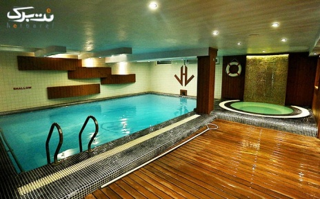 پکیج 2: شنا و بدنسازی استخر هتل ونوس