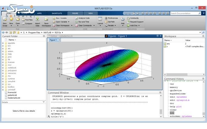 ورک شاپ Matlab در دانشگاه شریف