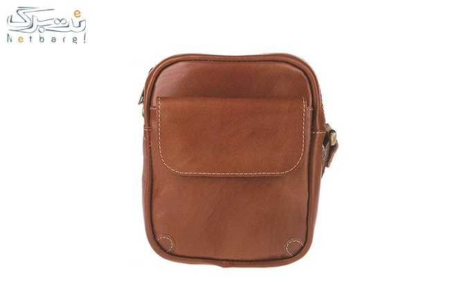 کیف دوشی چرم از گالری ماندگار