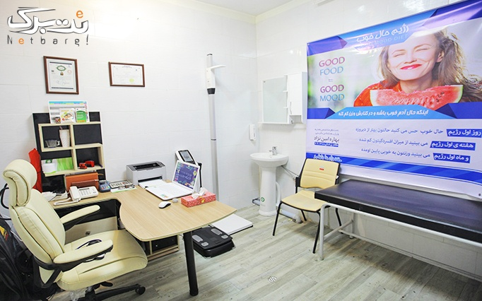 تست بادی آنالیز در مطب دکتر امین نژاد کاوکانی
