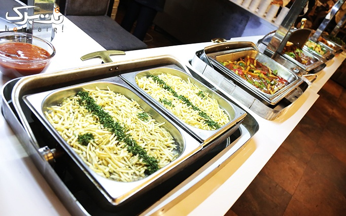 آخرین فرصت خرید: بوفه شام رستوران شهربانو