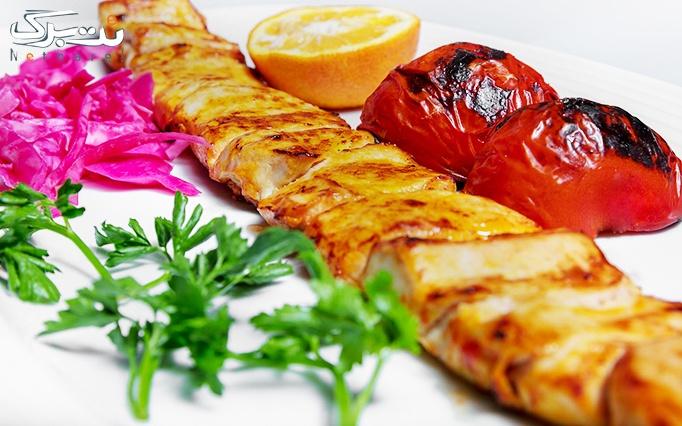 طعم لذیذ غذاها در رستوران قصریه