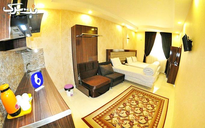 اقامت تک در مسافرخانه نخل فردوس مشهد