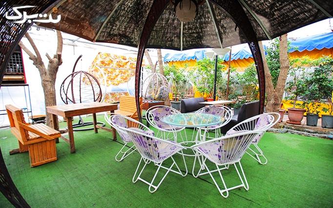 باغچه عباس با منو باز غذایی به همراه موسیقی زنده