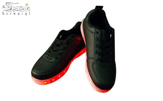 کفش راحتی چراغ دار LED