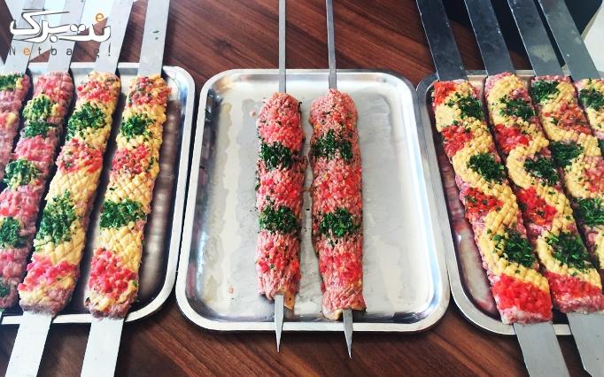 کباب سنتی اصل بناب با منو کباب های خوش طعم