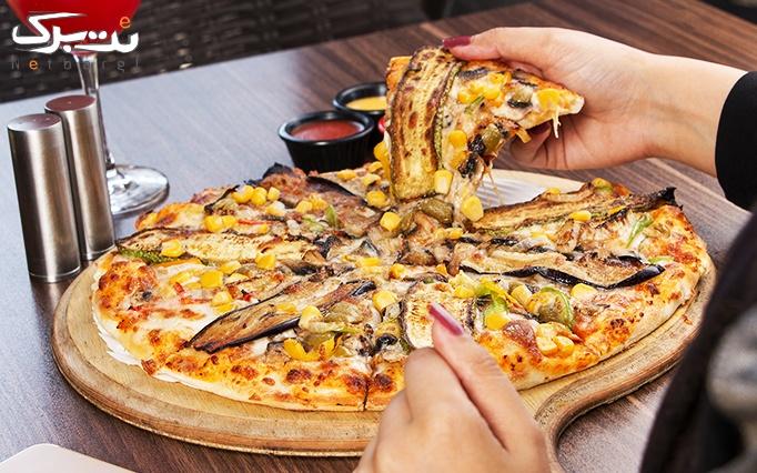 کافه رستوران دی آنتو با منو ساندویچ، پیتزاو سوخاری
