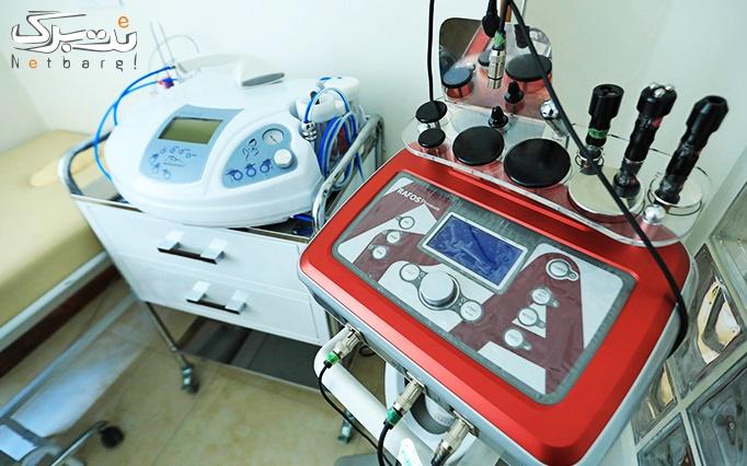 وکیوم ماساژ در مطب دکتر امین نژاد