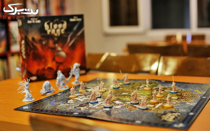 بازی های گروهی و بردگیم در کافه بردگیم میز و بازی