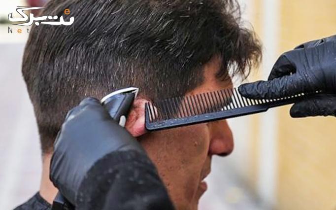 اصلاح مو در پیرایش هادی (ویژه آقایان)