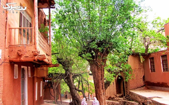 تور یکروزه روستای سرخ ابیانه ویژه گلابگبری
