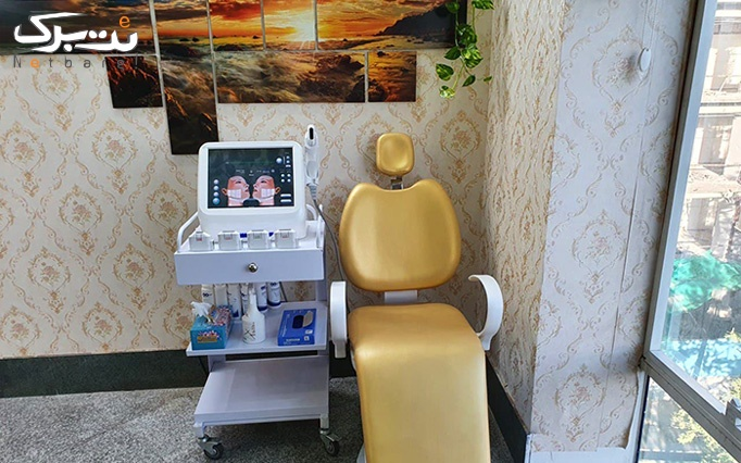 لیزر Alexandrite در مرکز پوست و مو و لیزر آریانا