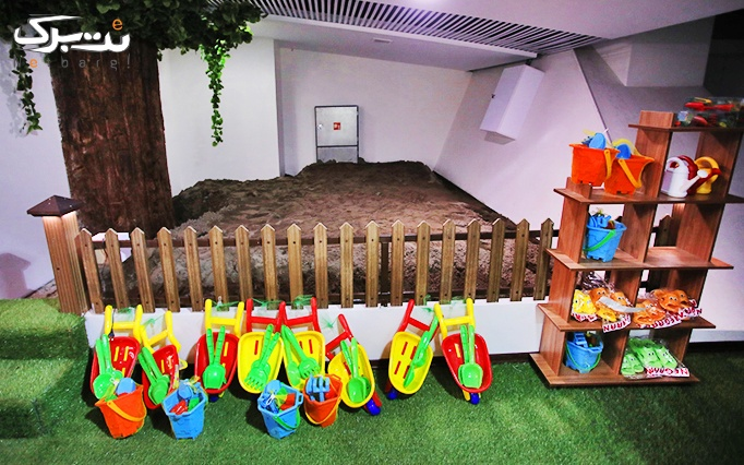 سرزمین فکر بازیا در باغ کتاب بدون محدودیت خرید
