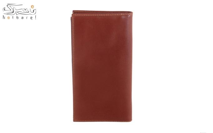 کیف پول مردانه چرم طبیعی مدل DM73