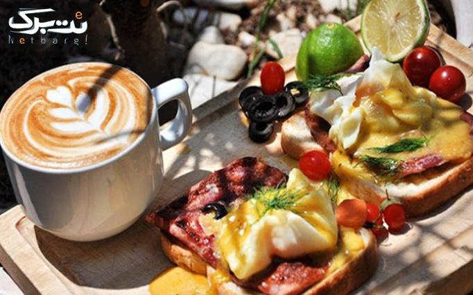 بوفه صبحانه در رستوران فلورانس گیشا