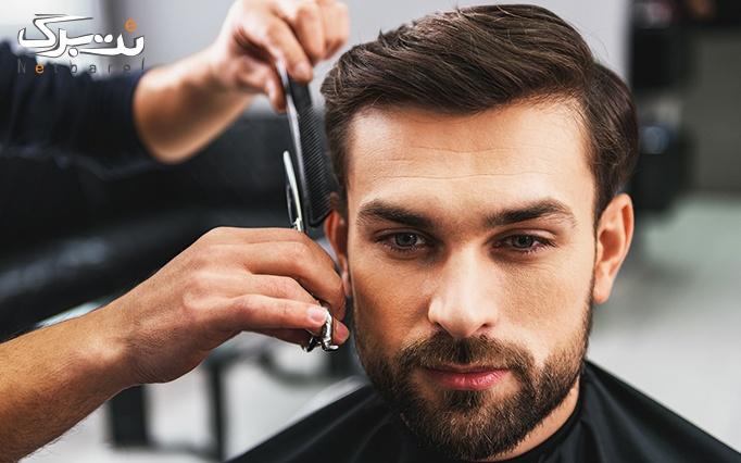 اصلاح مو در پیرایش داریان (ویژه آقایان)
