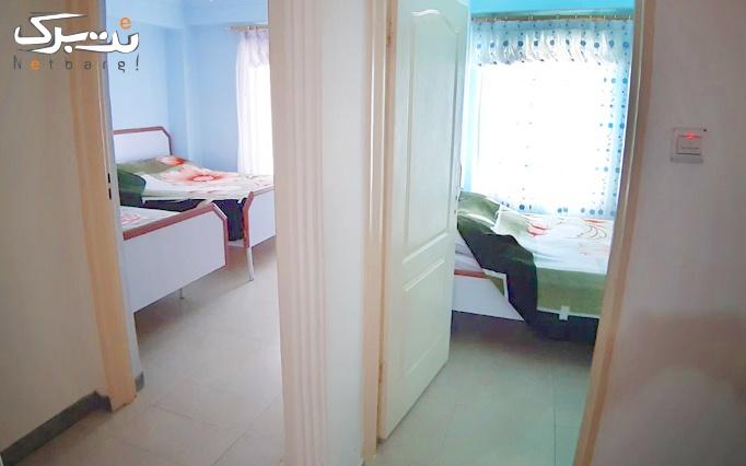 اقامت در هتل 3 ستاره کاسنیک