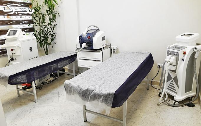 جوانسازی پوست صورت با RF در مطب دکتر پورمومن