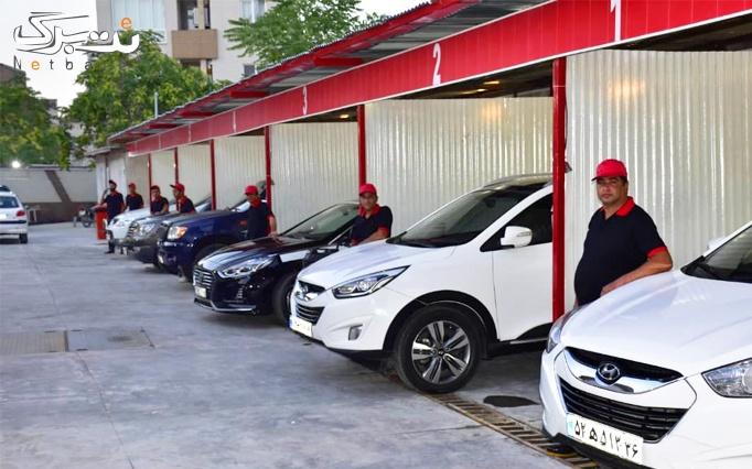 پکیج 1: شست و شوی ماشین های ایرانی